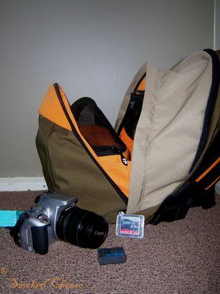 Camera bag basic 20-5-10