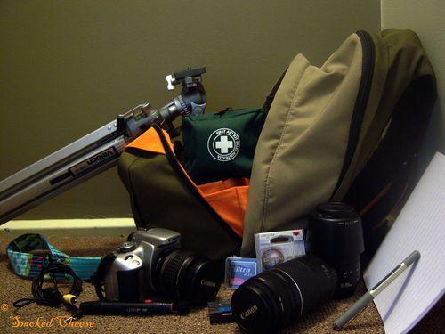 Camera bag full 20-5-10