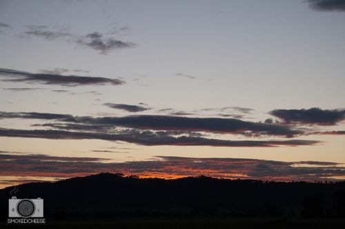 Sunset 31-3-12